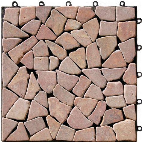 interlocking mosaic deck tiles ezytile 12 quot x 12 quot 6