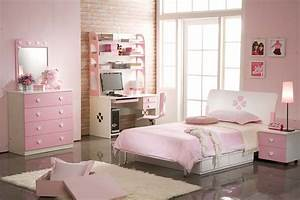 pink girls bedroom design ideas decobizzcom With think designing girl room ideas