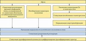 Метронидазол для лечения простатита