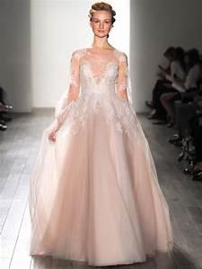 blush wedding dress oasis amor fashion With blush wedding dress