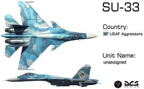USAF Aggressor SU-33 - 104th Phoenix
