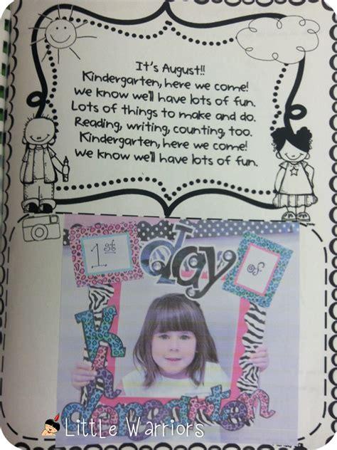 portfolios memory books for kindergarten pre k and 721 | Slide12
