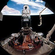 Hubble Space Telescope Solar Array