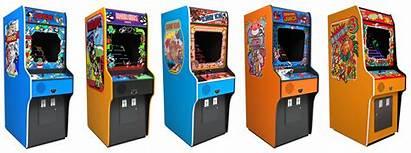 Arcade Nintendo Mame Cabs Major