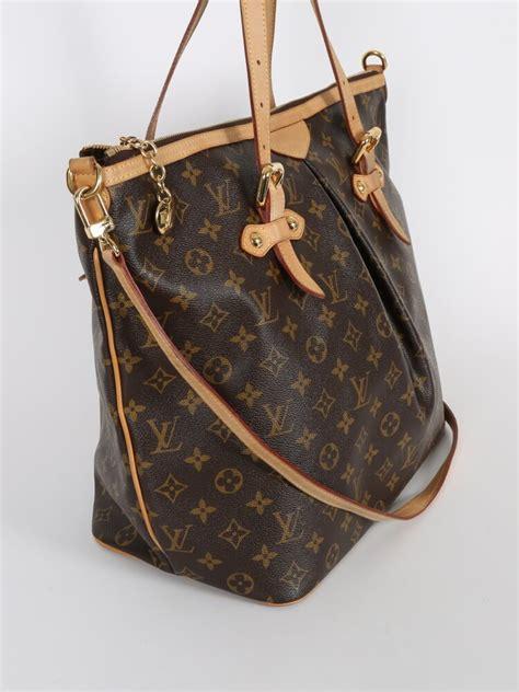 louis vuitton palermo gm monogram canvas luxury bags