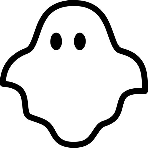 Clipart ghost svg, Clipart ghost svg Transparent FREE for ...