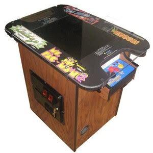 Arcade Game Rental Vancouver  Multicade Cocktail Arcade