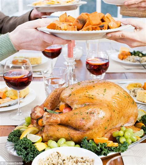 american thanksgiving food health bulletin co the thanksgiving dinner diet bust how the average american will eat 4 500