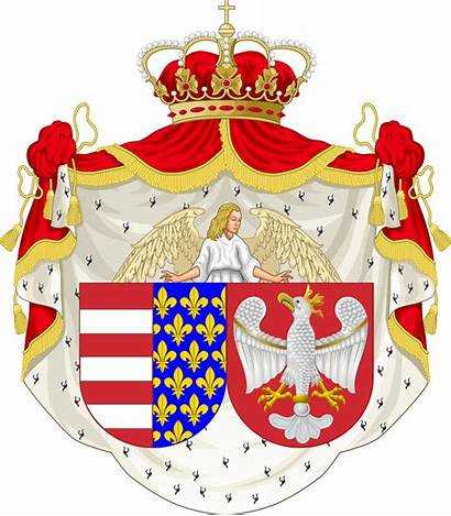 Jadwiga Poland Arms Coat Svg Hedwig Wikipedia
