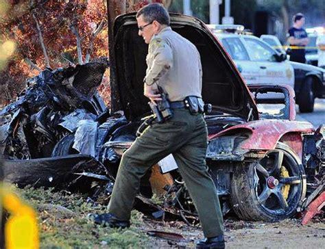 Paul Walker dies in a car crash (4) – DZONE