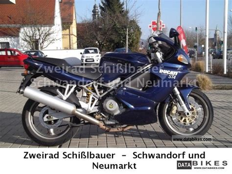 2001 Ducati St4 Type S2 916 Only 21588 Km