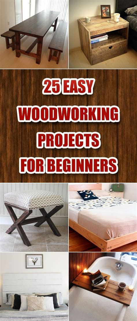 easy woodworking projects  beginners beginner