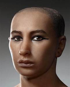 Photo in the News: King Tut's Face Reconstructed