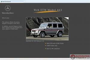 Mercedes Benz Star Finder Online