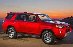 Toyota's rugged 4Runner midsize SUV has versatility, great ...