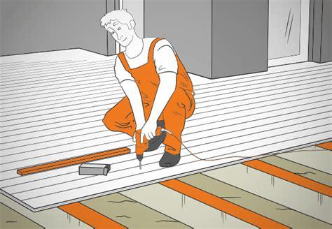 welchen bodenbelag auf alte dielen terrasse anlegen mit obi klappt s in 6 schritten