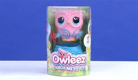 owleez toy review toysrus