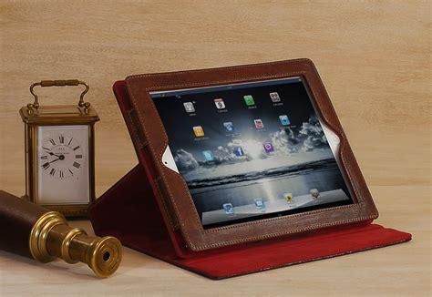 studio credence announces luxury ipad  ipad mini cases  leather  wool felt