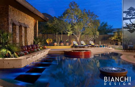 back yard house create a resort in your own back yard award winning pool