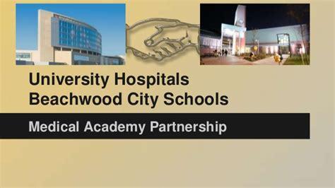 University Hospitalbeachwood Schools Partnership