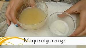 Gommage Corps Fait Maison : comment faire un masque pour le visage fait maison ~ Melissatoandfro.com Idées de Décoration