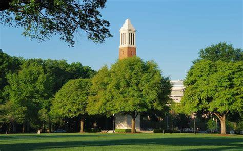 The Most Beautiful Campus University of Alabama