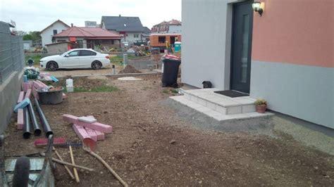 Haus Bauen Welche Steine by Welche Steine F 252 R Garage Rohbau Der Doppelgarage Unser