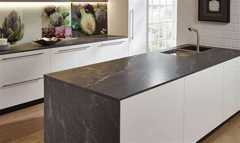 Küche Arbeitsplatte Stein by Arbeitsplatten F 252 R Die K 252 Che Die Materialien Im Vergleich