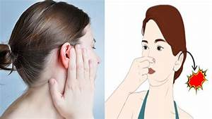 How To Get Water Out Of Your Ears At Home