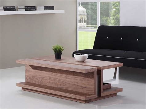 Tag @okonomikitchen on instagram and hashtag it. Light Walnut Coffee table BM 31   Contemporary