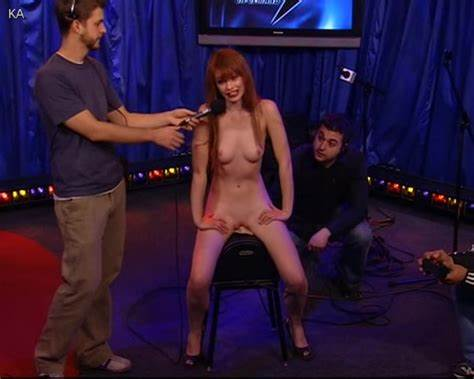Photographer Plumber Take Stern With Howard Stern Tv Upskirt