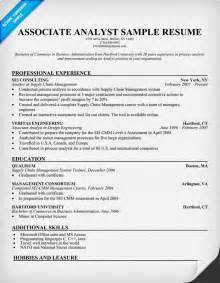 Associate Degree Business Administration Resume Sample
