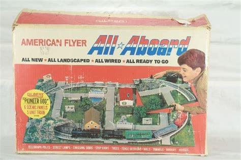 Vintage Set Af af all aboard pioneer set collection