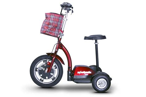 New E-wheels Ew-18 400w Adult Sit/stand Electric Mobility
