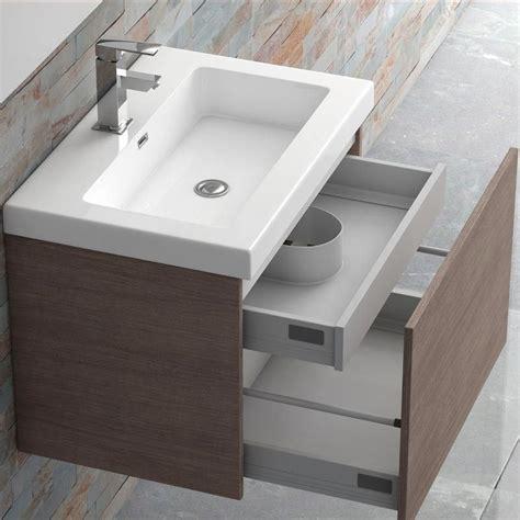 meuble lavabo cuisine meuble salle de bain 70 cm plan vasque résine 1 tiroir modul 39 air