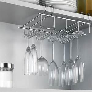 Porte Verre à Pied : rack verres pieds rangement vaisselle ~ Dailycaller-alerts.com Idées de Décoration