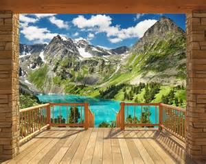 versace schlafzimmer dd 361 berghütte fototapete