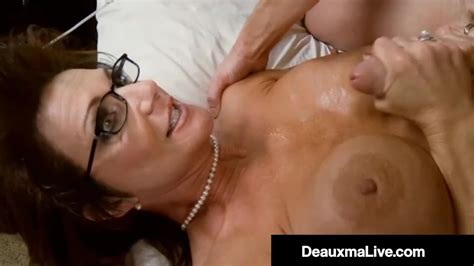 Big Boobed Mommy Deauxma Bangs Milf Kelly Madison