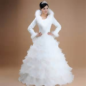 winter dresses for wedding winter wedding dress inspire leads
