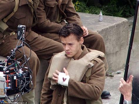 Harry Styles 2017 Dunkirk Movie