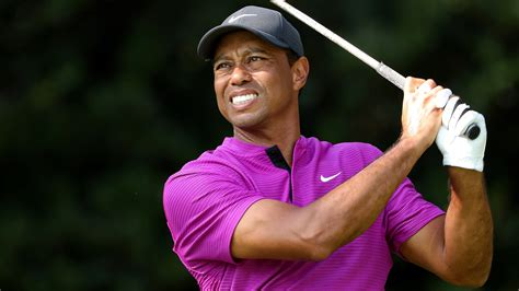 Playing 26 holes on Saturday takes its toll on Tiger Woods ...