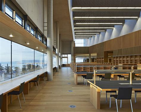 Carr Cotter & Naessens Builds Dlr Lexicon Library Along