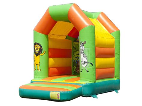 cheap bouncy castle midi jungle buy bouncy castles for sale