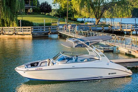 Boats For Sale In Michigan by Yamaha 242 Limited S Boats For Sale In Michigan Boats