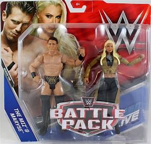 Toys Toys Toys : wwe the miz maryse battle packs 46 toy wrestling action figures ~ Orissabook.com Haus und Dekorationen