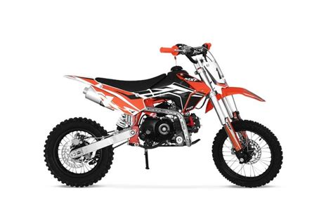 Cross X 100 Mini Trail Image by Mini Moto Cross Mxf 100cc