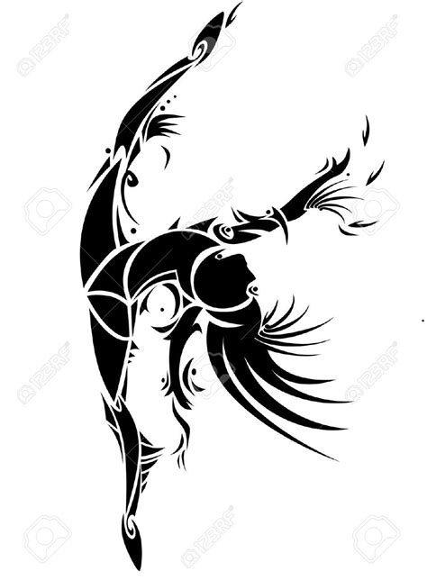 Pin by Pamela Hayes on Abstract Art & Silhouette   African tribal tattoos, African tattoo, Art