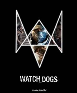 Watch Dogs logo by Woodysoapbar on DeviantArt