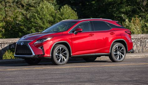 lexus crossover 2016 lexus rx 450h hybrid crossover details images