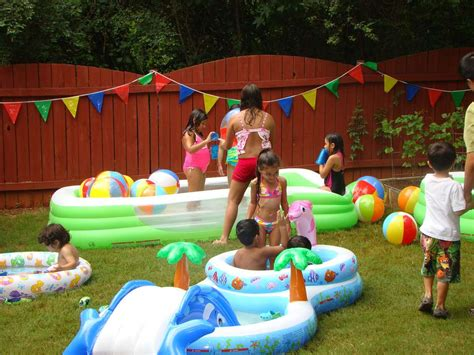 15 Cool Pool Party Ideas  Savvy Nana